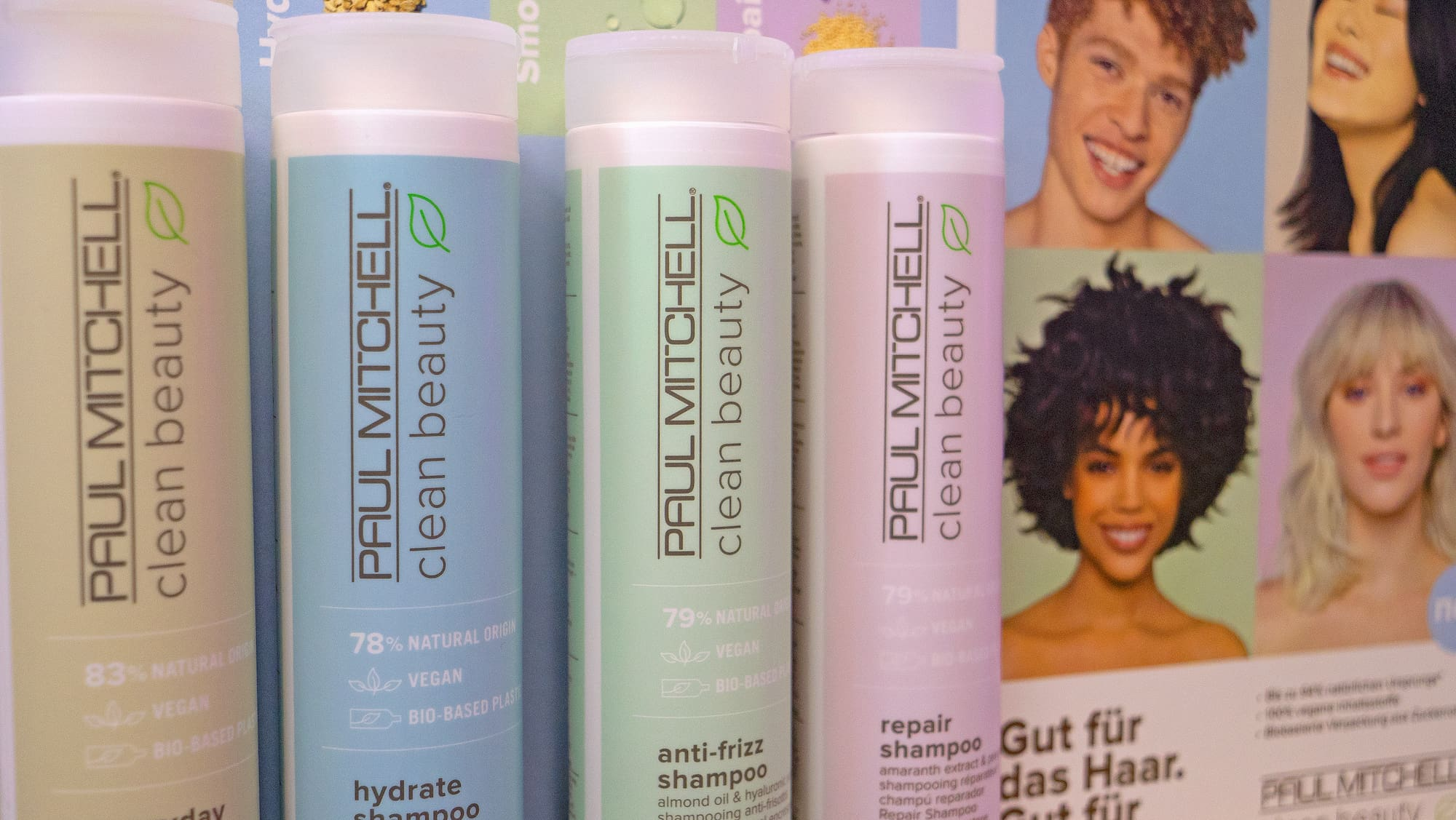 Paul Mitchell Haarpflege-Produkt Serie clean beauty Shampoo
