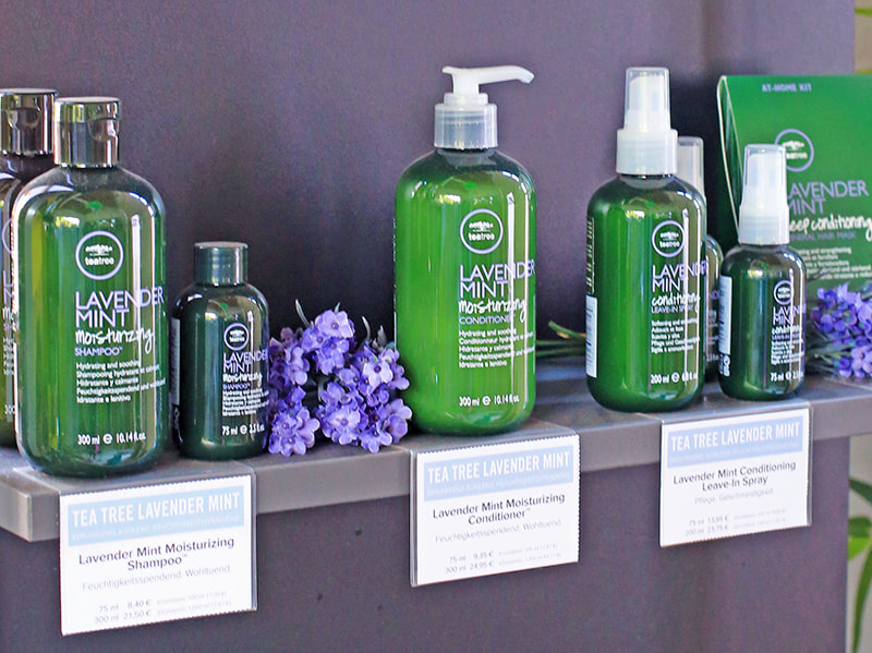 "Tea Tree Haarpflege-Produkt Conditioner ""Lavender Mint"""