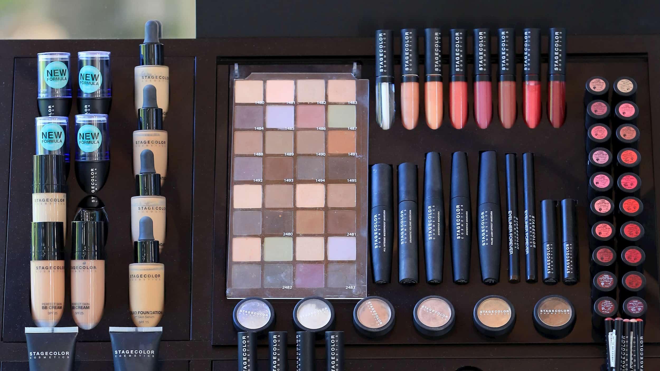 "Kosmetikpalette ""Stagecolor Cosmetics"""